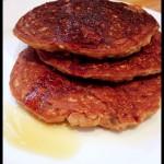 Pancakes banane avoine #vegan