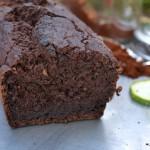 Cake courgette et chocolat #vegan