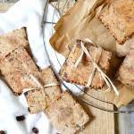 Biscuits rustiques sans sucre ajouté #vegan