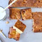 Le chickpea cake (gâteau au pois chiche) – #sansgluten #vegan