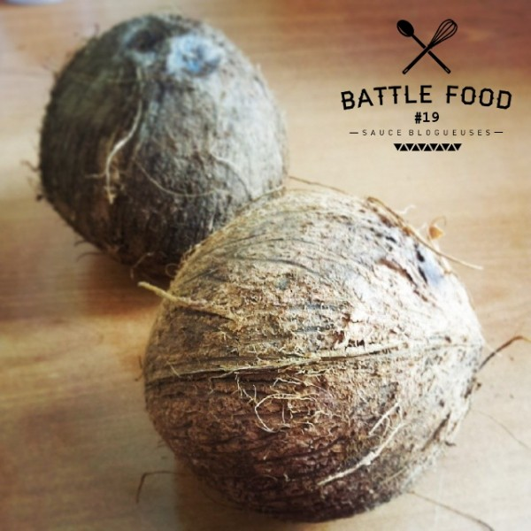 Battle Food Coconut