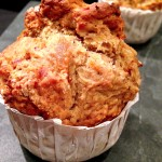 Muffins datte – orange sans sucres ajoutés #vegan