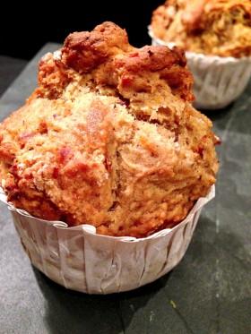 Muffins datte orange