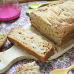 Gâteau de base vegan- Version aux poires